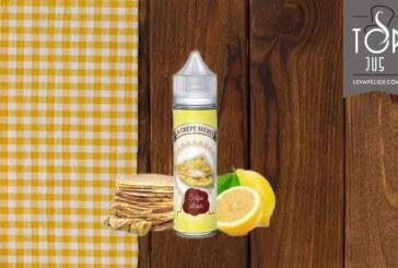 REVISIONE / PROVA: Lemon Crêpe di La Crêpe Sucrée