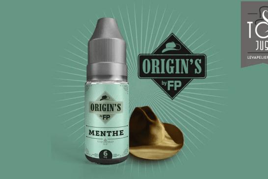 REVISIÓN / PRUEBA: Mint (gama de origen) por Flavor Power