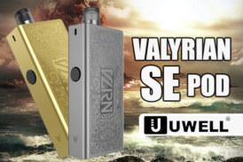 BATCH INFO: Valyrian SE Pod (Uwell)