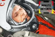 ΛΕΠΤΟΜΕΡΕΙΑ: Ο Γκαγκάριν, ο πρώτος άνθρωπος στο διάστημα, πριν από 60 χρόνια