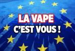 EUROPE : Contre une forte taxe de l'e-cigarette ? Mobilisez-vous maintenant !