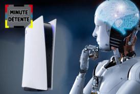 MINUTEN ONTSPANNING: een kunstmatige intelligentie die de Playstation voor je speelt?