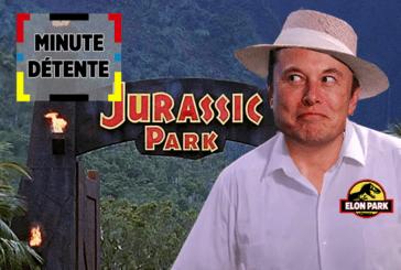 """הרגעת דקות: """"פארק היורה"""" בעוד 15 שנה? ולמה לא !"""