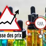 ΟΙΚΟΝΟΜΙΑ: Έλλειψη προπυλενογλυκόλης, προς αύξηση της τιμής των προϊόντων ατμών;