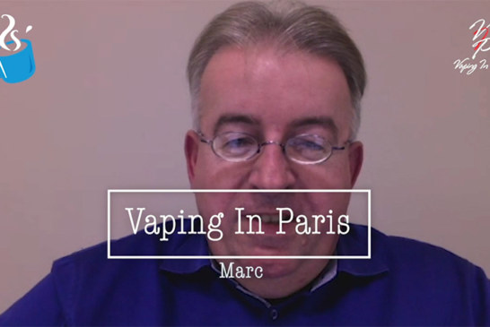 EXPRESSO - פרק 11 - מארק (Vaping In Paris)