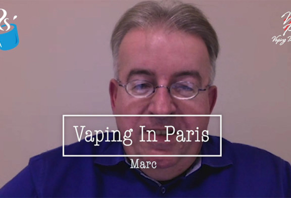 EXPRESSO – Épisode 11 – Marc (Vaping In Paris)