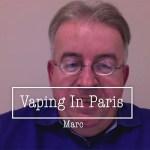 EXPRESSO - Aflevering 11 - Marc (Vaping In Paris)