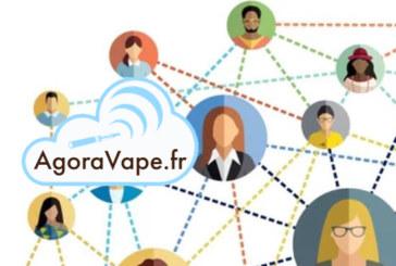 BEDRIJF: Agora Vape, een sociaal netwerk dat 100% gewijd is aan elektronische sigaretten!