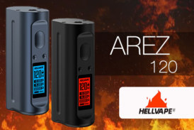 批次信息:Arez 120(Hellvape)