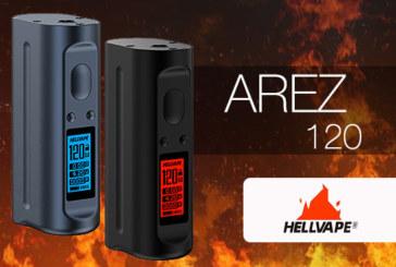 BATCHINFO: Arez 120 (Hellvape)