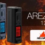 ΠΛΗΡΟΦΟΡΙΕΣ ΠΑΡΤΙΔΑΣ: Arez 120 (Hellvape)