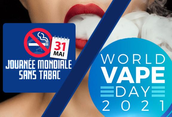 """SOCIEDAD: Día Mundial """"Sin Tabaco"""" o """"Vapear"""", ¡tú decides!"""