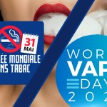"SAMENLEVING: Wereld ""Geen tabak"" of ""Vaping"" -dag, het is aan jou!"
