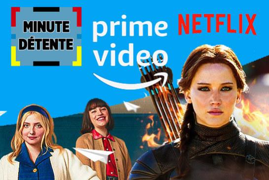 MINUTEN ONTSPANNING: welk programma voor Netflix en Amazon Prime Video in juni?