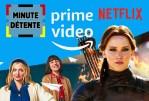 MINUTE DÉTENTE : Quel programme pour Netflix et Amazon Prime Video au mois de Juin ?
