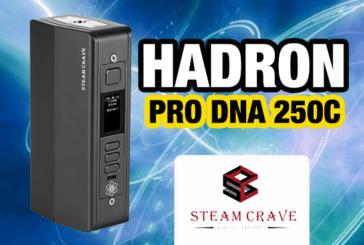 BATCHINFO: Hadron Pro DNA 250C (Steam Crave)