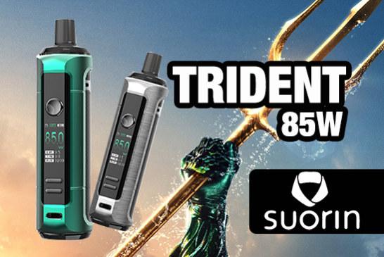 BATCH INFO: Trident 85W (Suorin)