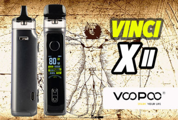 INFO BATCH : Vinci X II 80W (Voopoo)