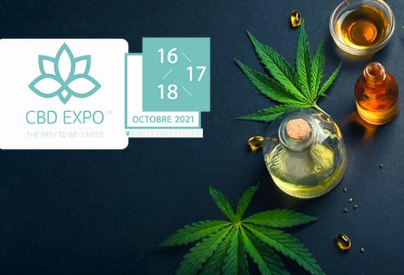 CULTUUR: CBD Expo France 2021, het nieuwe project van de organisatoren van Vapexpo