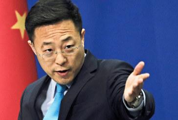 КИТАЙ: Министерство иностранных дел смешивает вейпинг и Covid-19 против США
