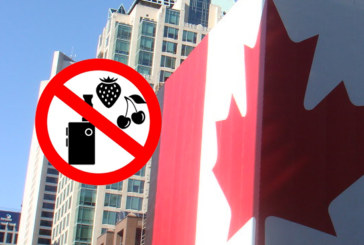 CANADA: Towards regulations banning vaping flavors!