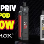 CHARGEN INFO: G-Priv 80W Pod (Smok)