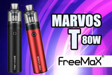 ΠΛΗΡΟΦΟΡΙΕΣ ΠΑΡΤΙΔΑΣ: Marvos T 80W (Freemax)