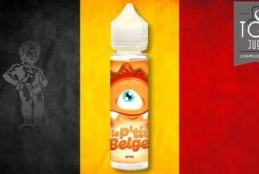 REVIEW / TEST: Le P'tit Belge (Le P'tit Jus Range) door Unicorn Vape / Belgi'Ohm