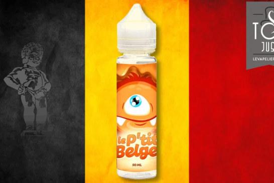 REVIEW / TEST: Le P'tit Belge (Le P'tit Jus Range) von Unicorn Vape / Belgi'Ohm