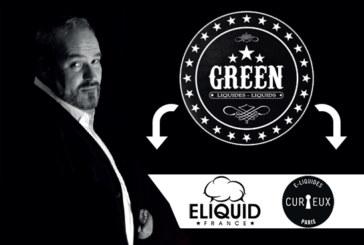 WIRTSCHAFT: Green Liquides, ein historischer Akteur im Dampfen, wechselt den Besitzer!
