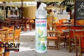 REVUE / TEST : Mojito (Gamme Happy Hour) par Vapeur France