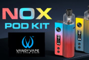 BATCHINFO: Nox 60W Pod (Vandy Vape)