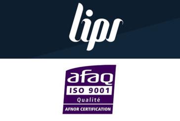 BEDRIJF: Lips France, een grote speler met een ISO 9001 norm in de hand!