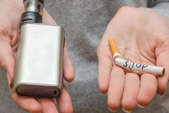 STUDIO: Impatti simili sul corpo delle sigarette elettroniche e del fumo?