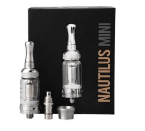 Aspire Nautilus Mini - Vapour Days Atomiser