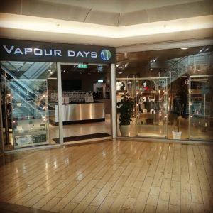 Vapour Days Bristol E Cigarette Shop