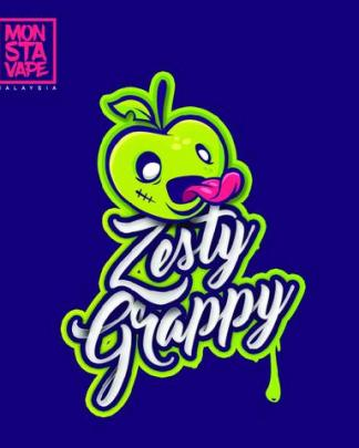Monsta Vape Zesty Grappy e liquid