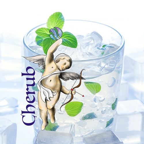 Super Ice Menthol E Liquid