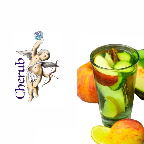 Apple Lime Cherub E Liquid Juice