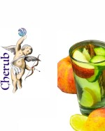 Apple Lime Cherub E Liquid Juice