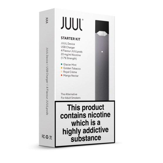 JUUL Vape Pod Starter Kit