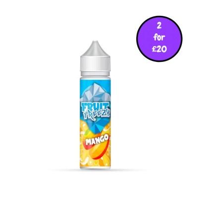 Fruit Freezy Mango Short Fill 50ml E Liquid