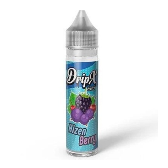 dripx hizen berry eliquid 50ml short fill