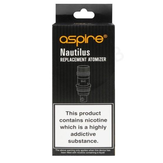 Aspire Nautilus BVC Coils Pack