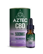 Aztec Grand Daddy Purple CBD Liquid