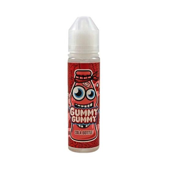 Gummy Gummy Cola Bottle E Liquid Short Fill 50ml