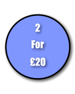 2 x Short Fills for £20 incl Nic Shots!