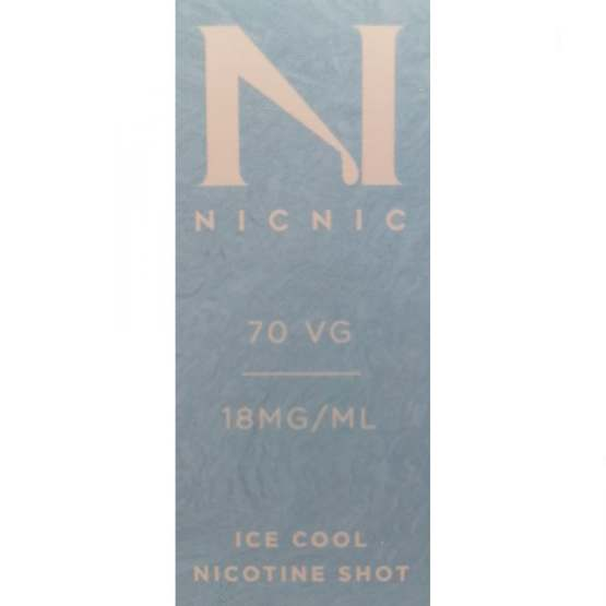 Nicnic Ice Cool Nic Shot