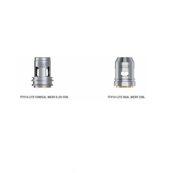 SMOK TFV16 Lite Replacement Coils Conical Dual Mesh