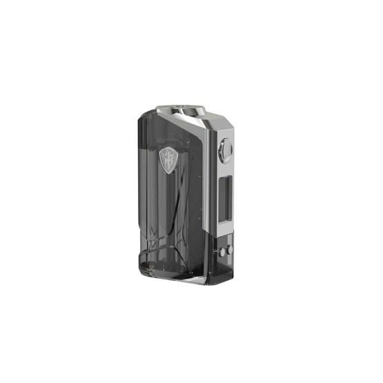 Rincoe Jellybox 228W Vape Mods Black Clear